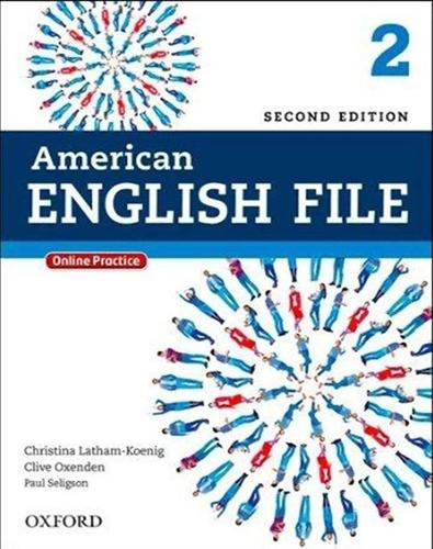 تصویر American English File 2 (2nd) SB+WB+CD+DVD