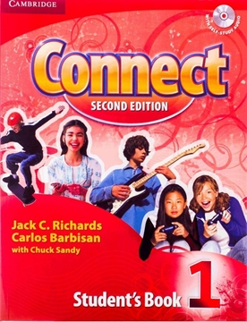تصویر Connect 1 (2nd)+Workbook+CD