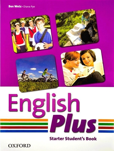 تصویر  (English Plus Starter (SB+WB+2CD