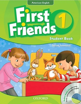 تصویر (American First Friends 1 (SB+WB+CD