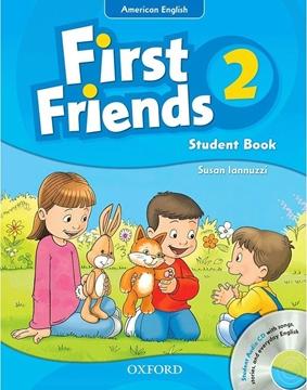 تصویر (American First Friends 2 (SB+WB+CD