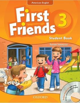 تصویر (American First Friends 3 (SB+WB+CD