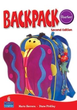 تصویر (Backpack Starter (SB+WB+CD+DVD