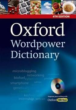 Oxford Wordpower Dictionary 4th(H.B)+CD