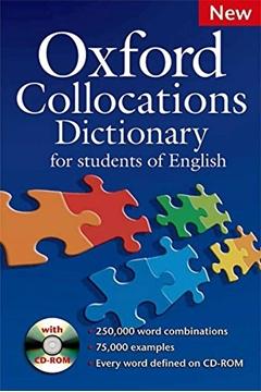 تصویر Oxford Collocations Dictionary for students of English+CD