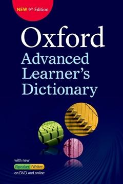 تصویر Oxford Advanced Learners Dictionary (H.B) 9th+DVD