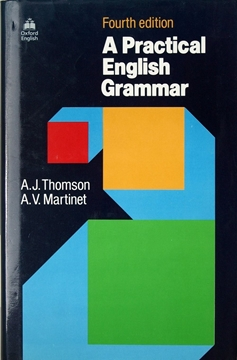 تصویر A Practical English Grammar