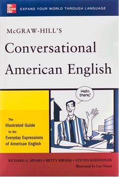 تصویر McGraw-Hills Conversational American English