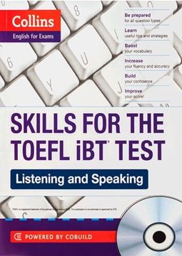 Collins Skills for The TOEFL iBT Test: Listening and Speaking+CD