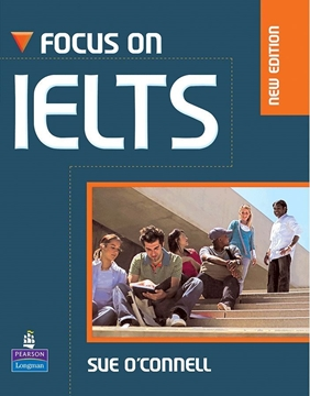 New Focus on IELTS+2CD