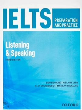 IELTS Preparation and Practice 3rd(Listening & Speaking)+CD