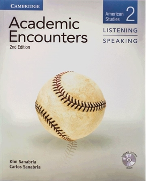 تصویر  Academic Encounters 2nd edition: Listening and Speaking