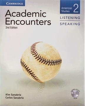 تصویر Academic Encounters 2nd edition: Listening and Speaking