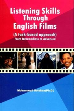تصویر DVD+تقويت مهارتهاي شنيداري از طريق فيلم هاي انگليسي