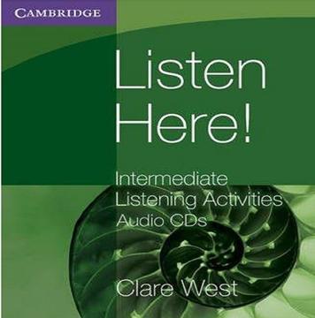 تصویر Listen Here! 2nd+CD