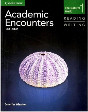 تصویر Academic Encounters Level 1 Reading and Writing