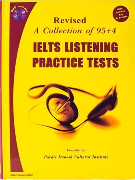 A Collection of 95+4 IELTS Listening Practice Test 2nd+DVD