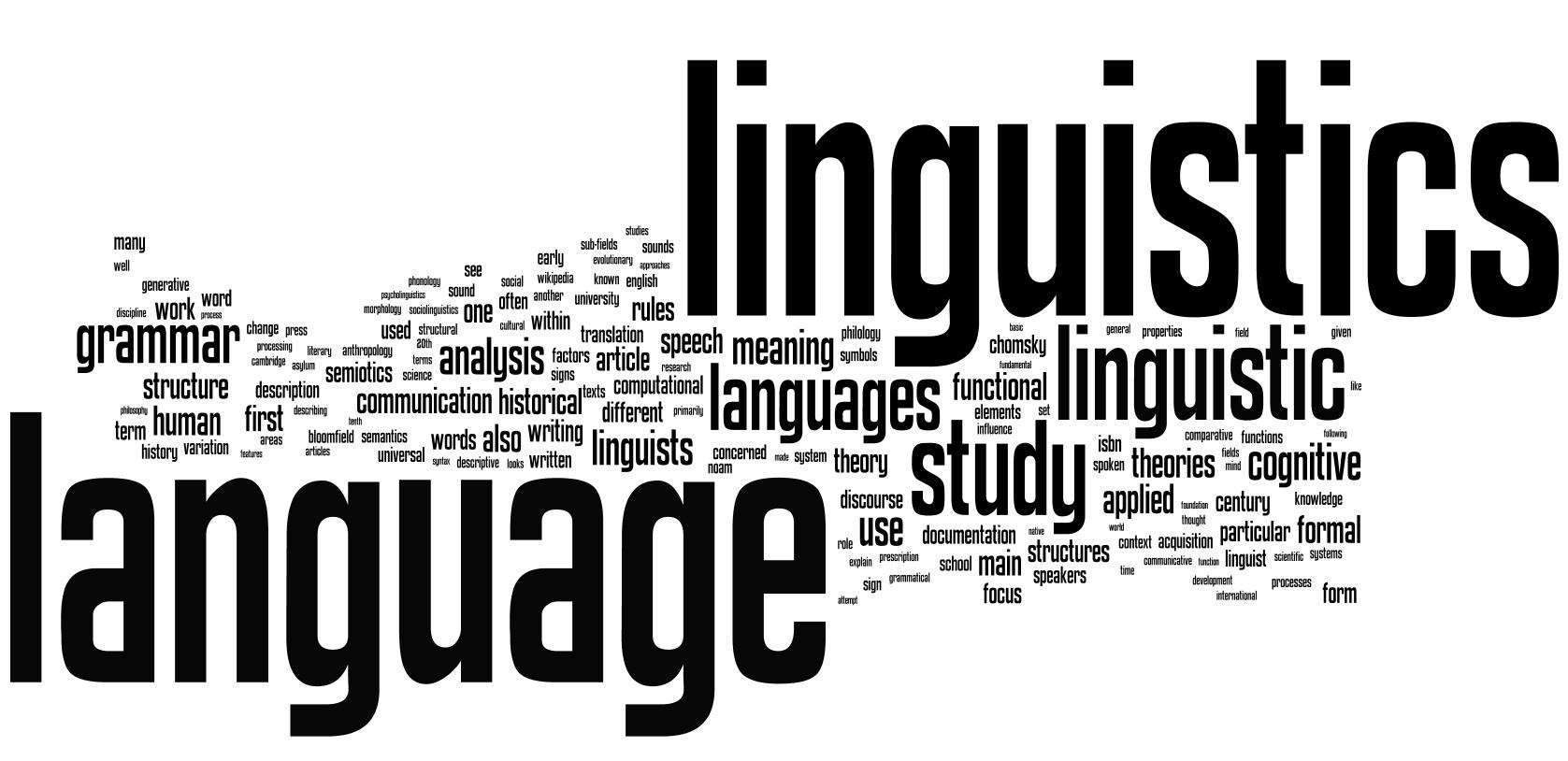 تصویر برای دسته Linguistics