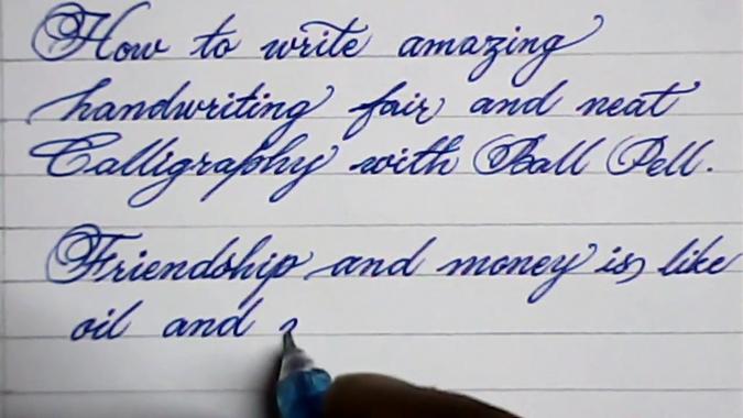 تصویر برای دسته HandWriting
