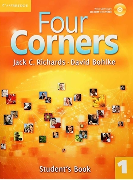 تصویر  (Four Corners 1 (SB+WB+2CD