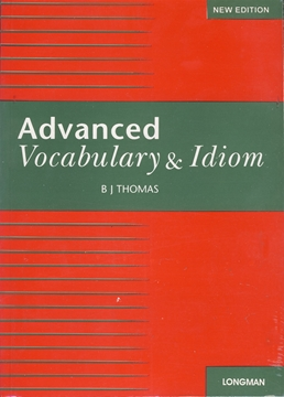 تصویر Advanced Vocabulary & idioms