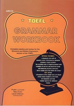 تصویر Arco : TOEFL Grammar Workbook