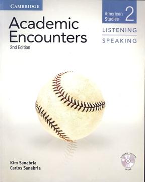 تصویر Academic Encounters 2 Listeninig and Speaking