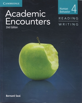 تصویر Academic Encounters Level 4 Reading and Writing
