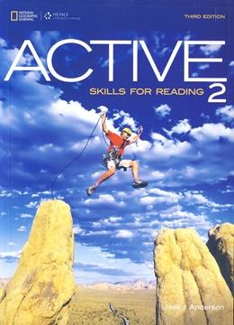 تصویر Active skills for reading 2- 3rd Edition+CD