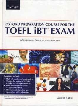 تصویر Oxford Preparation Course for the TOEFL iBT Exam