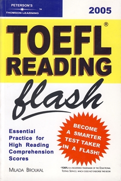 تصویر TOEFL Reading Flash