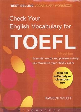 تصویر Check Your English Vocabulary for TOEFL 4th Edition