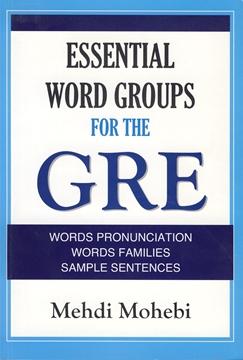تصویر Essential Word Groups for the GRE