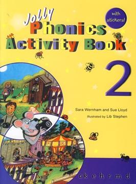 تصویر Jolly Phonics 2 Activity Book