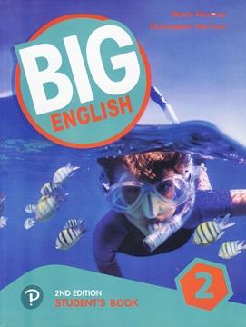 تصویر BIG English 2 Second edition+Workbook+CD