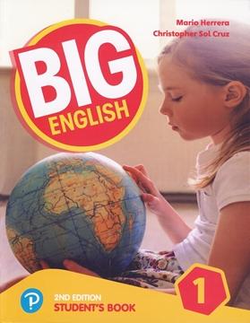 تصویر BIG English 1 Second edition+Workbook+CD