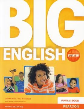 تصویر BIG English Starter First edition+Workbook+CD