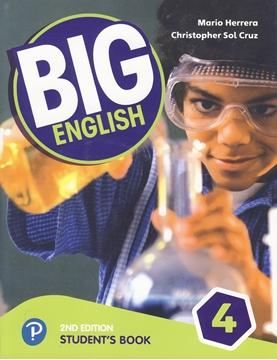 تصویر BIG English 4 Second edition+Workbook+CD