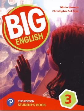 تصویر BIG English 3 Second edition+Workbook+CD