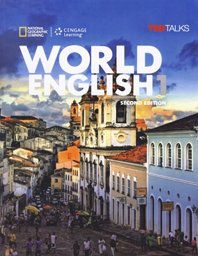 تصویر World English 1 Second Edition+Workbook+CD