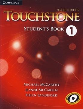 تصویر Touchstone 1 second Edition+Workbook+CD
