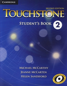تصویر  Touchstone 2 second Edition+Workbook+CD