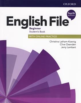 تصویر English File Beginner fourth edition+Workbook+CD