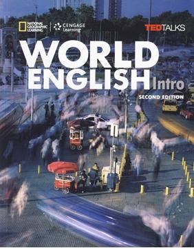 تصویر World English Intro Second Edition+Workbook+CD