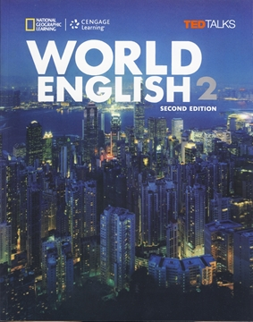 تصویر  World English 2 Second Edition+Workbook+CD