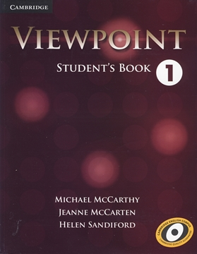 تصویر  Viewpoint 1 Second Edition+Workbook+CD