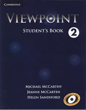 تصویر Viewpoint 2 Second Edition+Workbook+CD