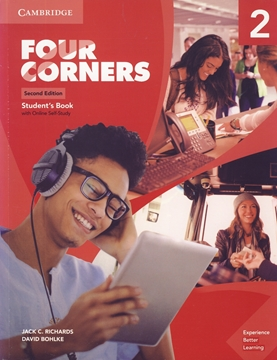 تصویر  Four Corners 2 Second Edition+Workbook+CD