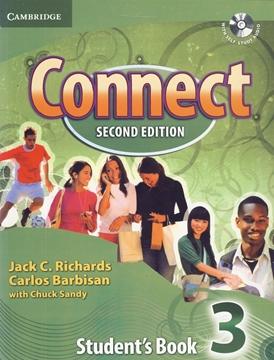 تصویر Connect 3 (2nd)+Workbook+CD