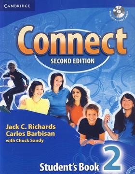 تصویر Connect 2 (2nd)+Workbook+CD